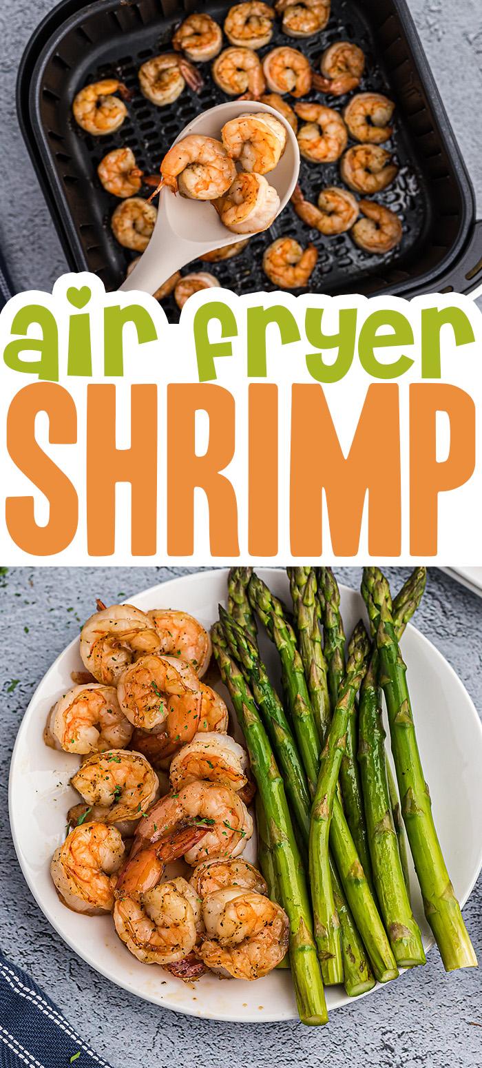 Maple bourbon shrimp or delectable for a special seafood dinner!  #easyrecipes #shrimp #seafood