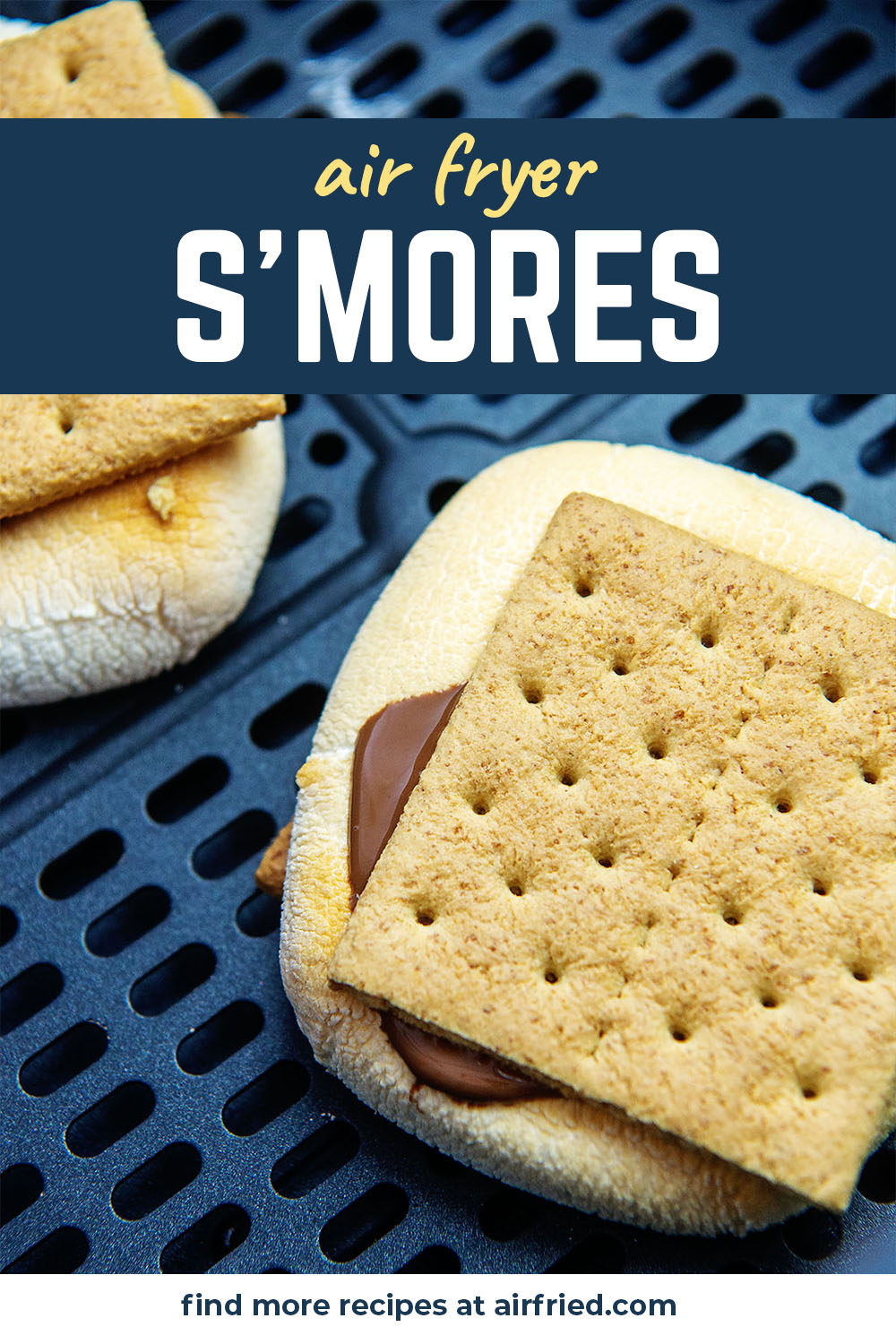 Try cooking your smores indoors next time you are making your favorite treat indoors.