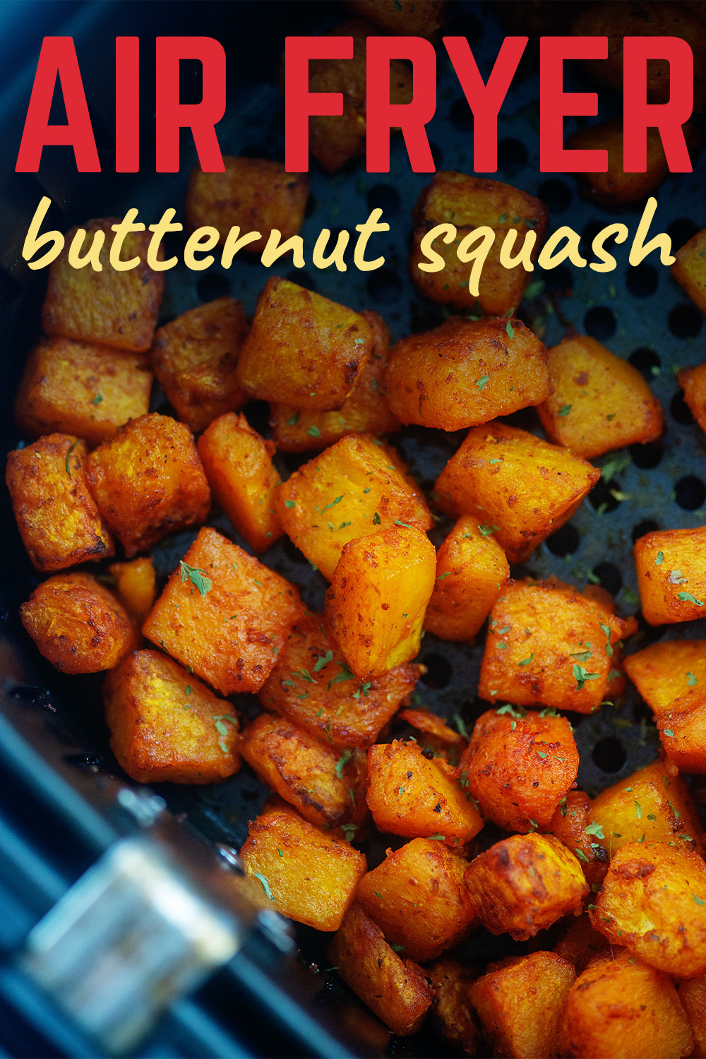 This butternut squash was perfectly seasoned and easy to make.  This low carb side dish is a recipe you need!
