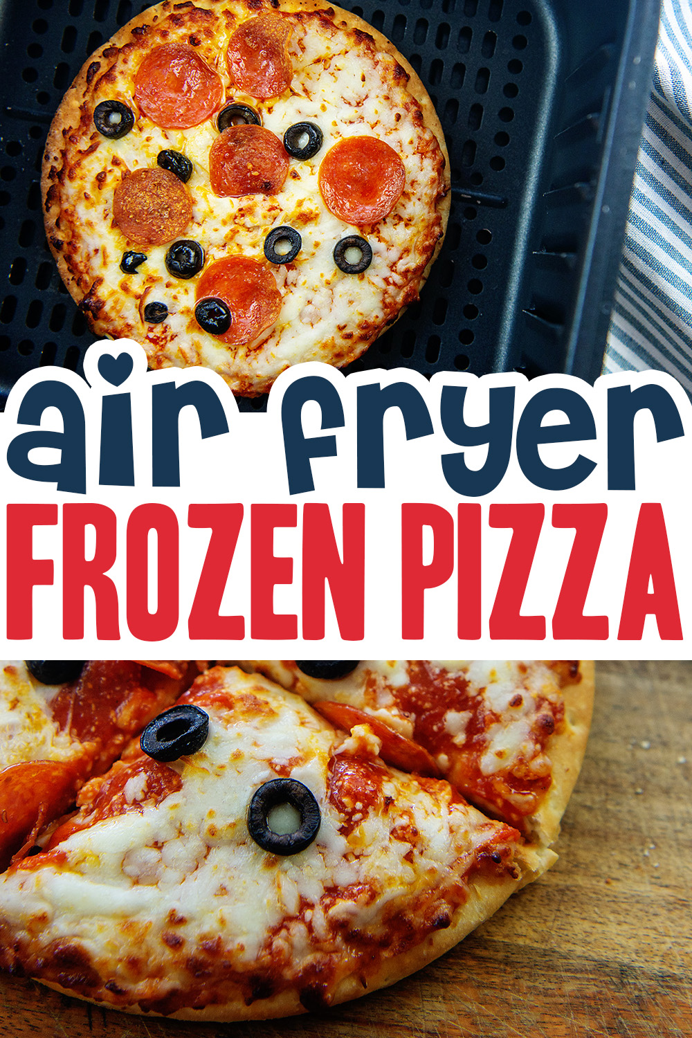 Check out the air fryer for making your personal pizzas!  It is more efficient and faster than using your oven.