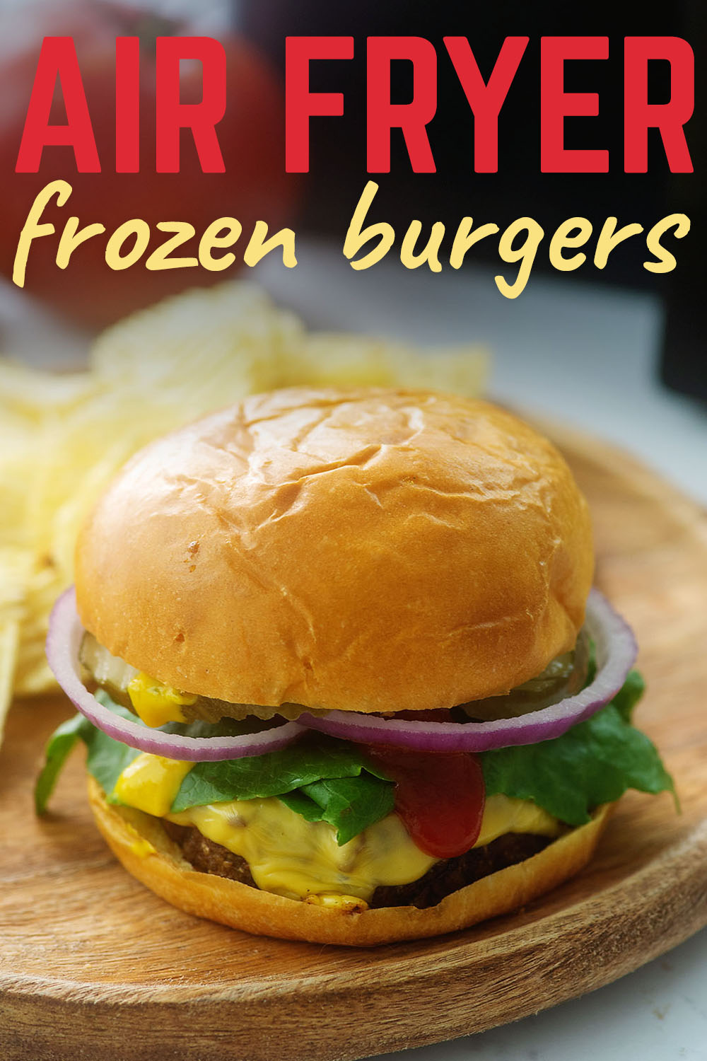 Follow this recipe to get the convenience of a frozen burger patty, but not sacrifice any taste!